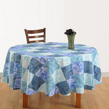Large Size Round Table cover-1319