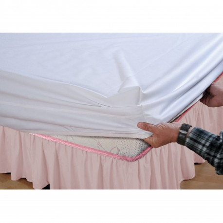 Weezer Mattress Protector- Fitted and Waterproof