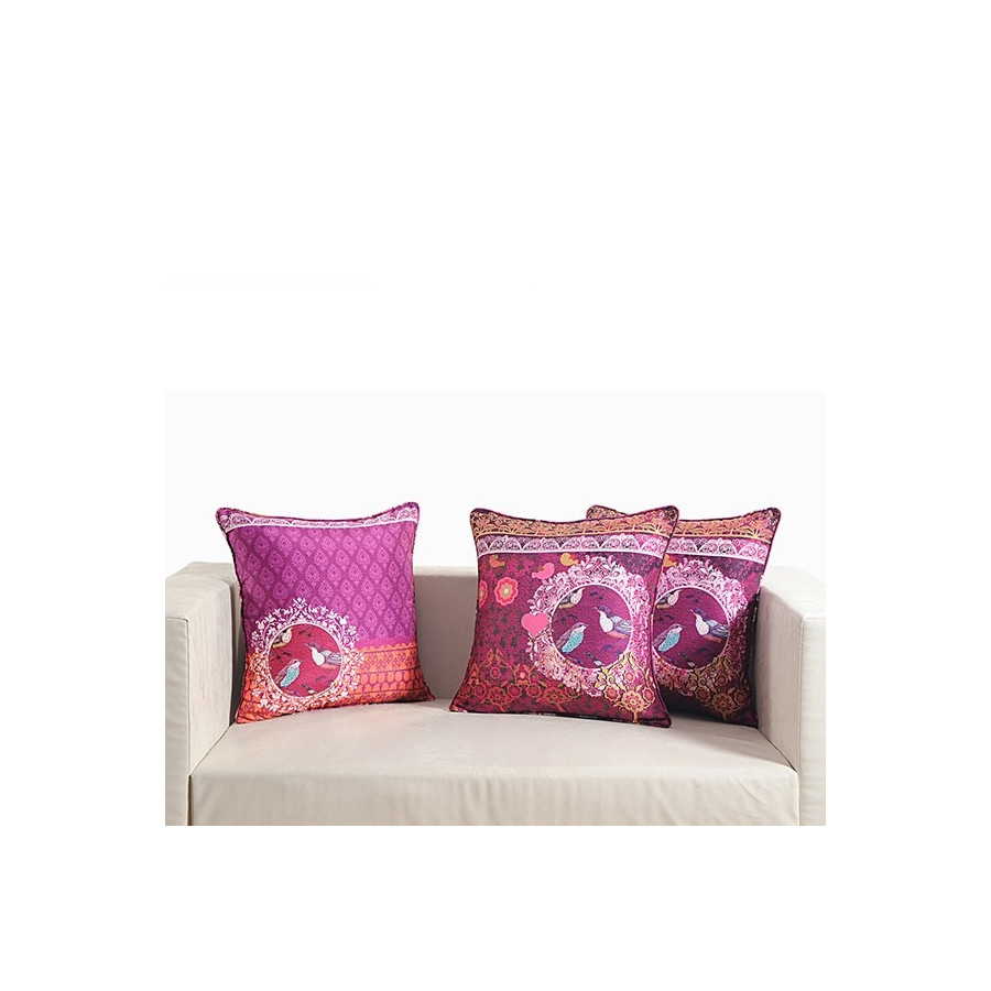 Digital Printed Cushion Covers - DCC - 1207