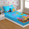 Marine Kids Bed Sheet- SBK- 141