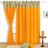 Solid Curtains Plain-3701