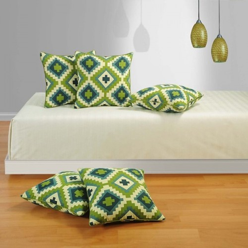 Green Jazz Cushion Cover-1408