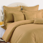 Classic Gold Bed Sheet- Glazing Gold