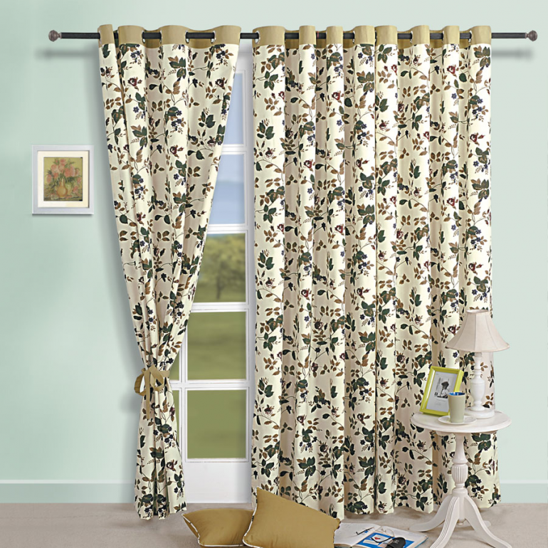 Buy curtains online india best home design 2018 for Window ke parde
