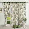 Classic Olive Curtains-2502