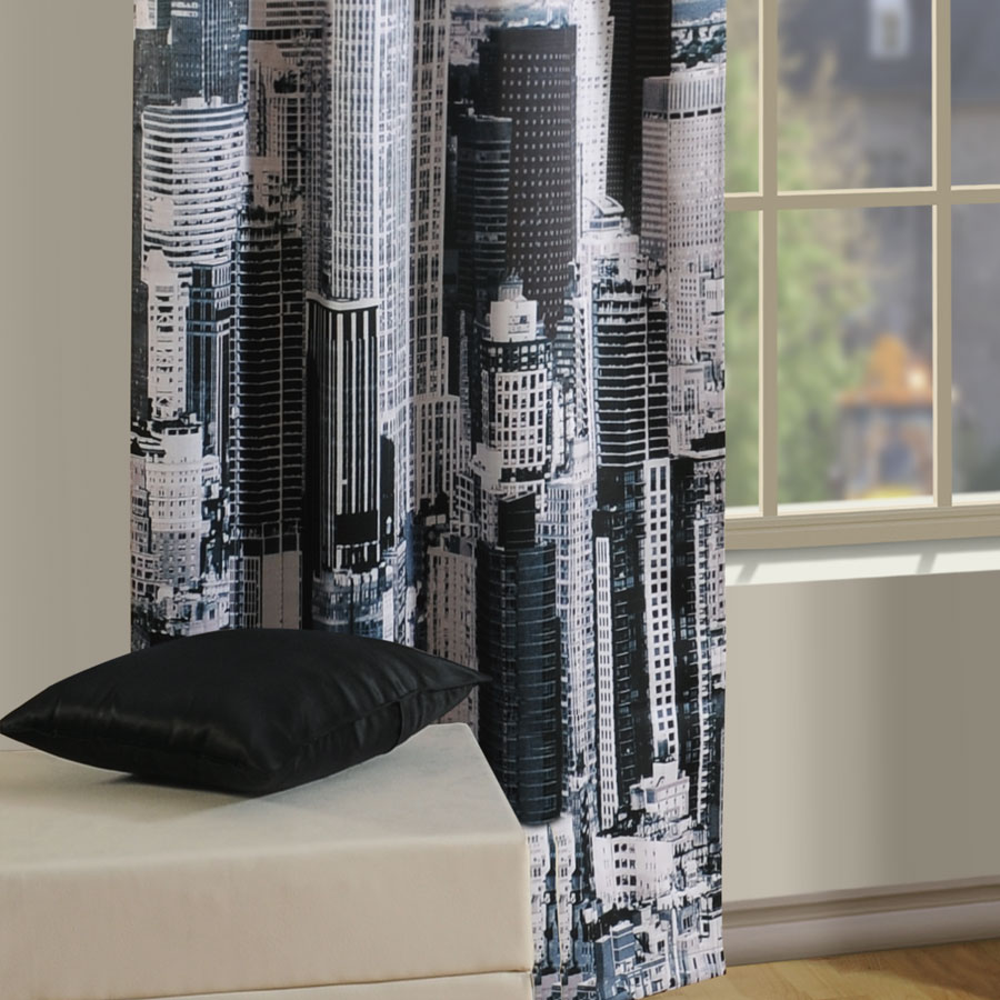 Highrise Lounge Curtains- 1112