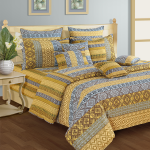 Colors of Life Bed Sheet- 1405