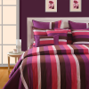 Pinks Galore Bed Sheet- Magical Linea-1502