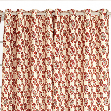Mulberry Curtains - 6406