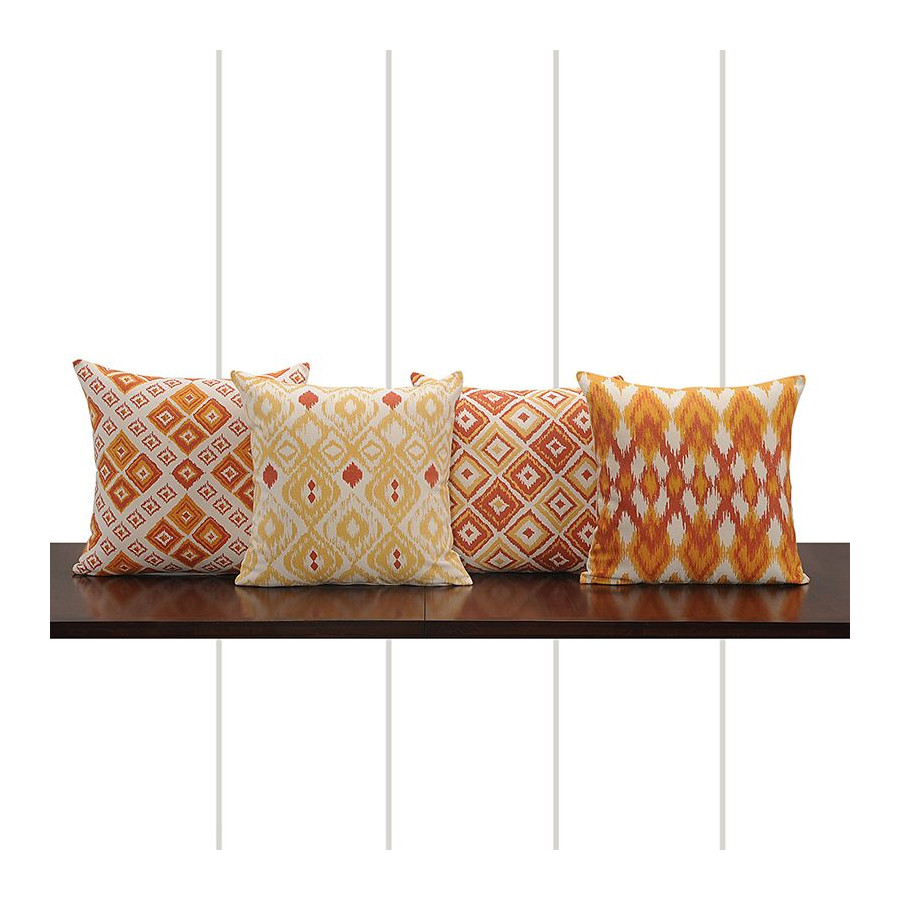 Assorted Cushion Cover 16-03 (Set of 4)