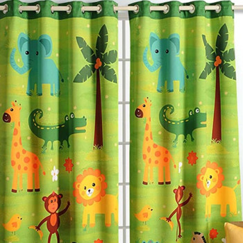 Kids Curtains  162 KCUR