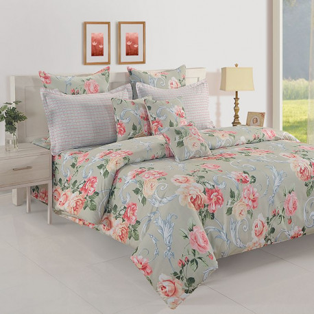 Bloom Realm Veda Bed Sheet – 12020