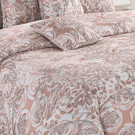 Veda Collection Bed Sheet Set- 12030