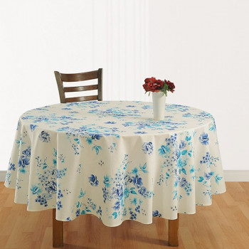 Large Round Table Cloth.Large Size Round Table Cover 1342
