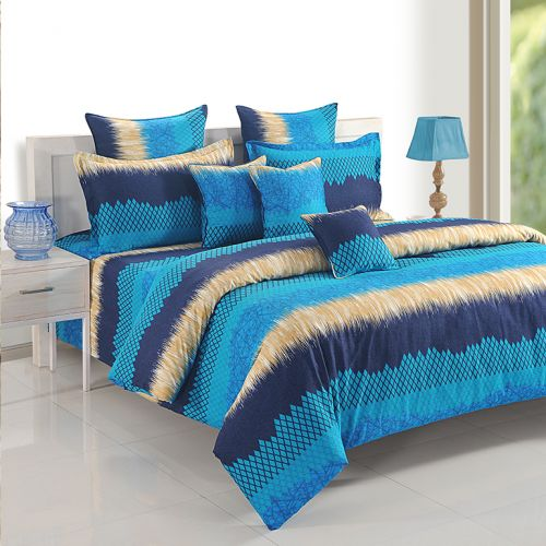 Zinnia Collection Bed Sheet- 15020
