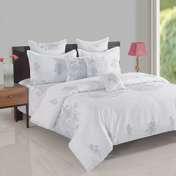 Zinnia Collection Bed Sheet- 15023
