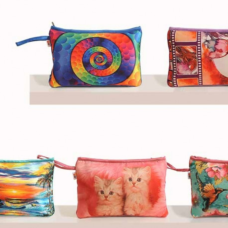 Modern Colors Printed Pouches – GP3