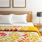 Shades of Paradise Comforters - (D. No.5904)