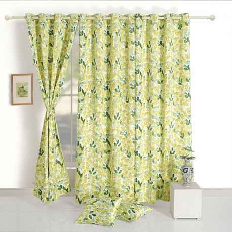 Green valley Sigma Curtains – 7076