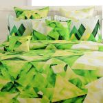 Zinnia Fitted Bed Sheet- 1771