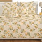 Ananda Fitted Bed Sheet - 1888