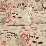 Ananda Fitted Bed Sheet - 1957
