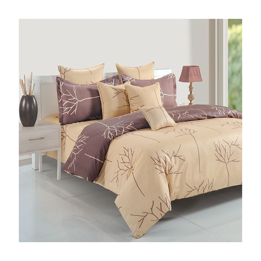 Ananda Fitted Bed Sheet - 14019