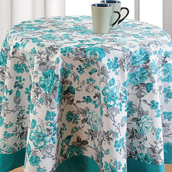 Printed Round Table Linen  2711