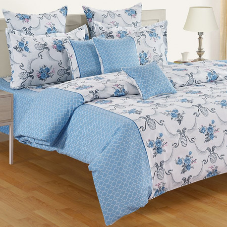 Ananda Fitted Bed Sheet - 14034