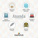 Ananda Fitted Bed Sheet - 14035
