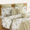 Zinnia Fitted Bed Sheet- 15054
