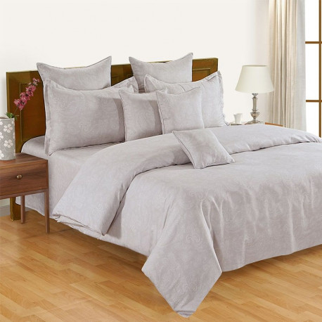 Zinnia Fitted Bed Sheet- 15060