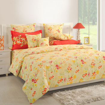 Sparkle Fitted Bed Sheet- 1220