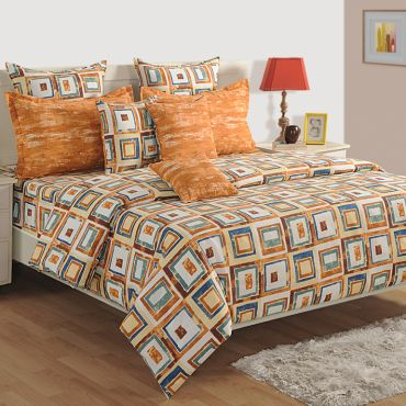 Sparkle Fitted Bed Sheet- 1244