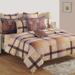 Sparkle Fitted Bed Sheet- 1245