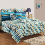 Sparkle Fitted Bed Sheet- 1246