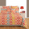 Sparkle Fitted Bed Sheet- 1270