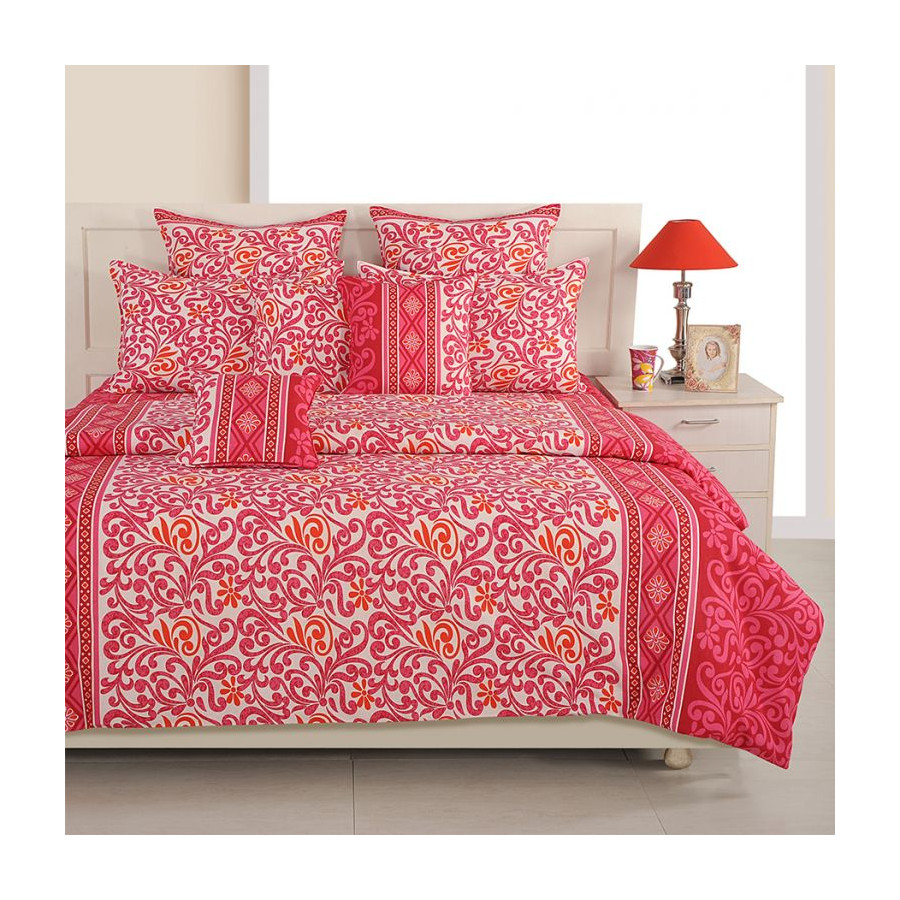 Sparkle Fitted Bed Sheet- 1278