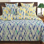 Sparkle Fitted Bed Sheet- 1287