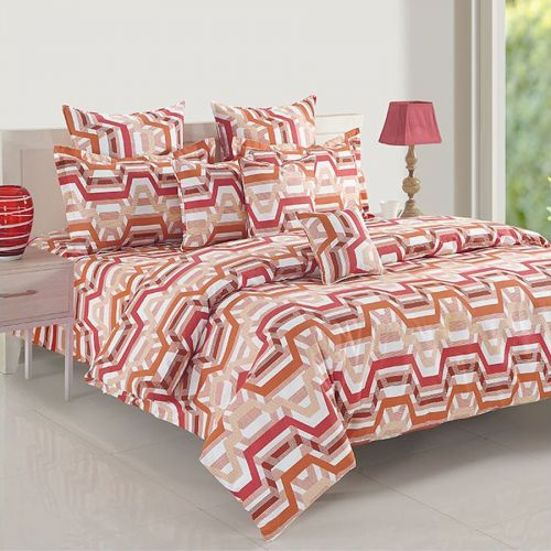 Sparkle Fitted Bed Sheet- 11010