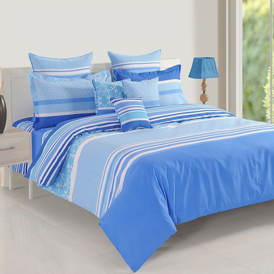 Sparkle Fitted Bed Sheet- 11015