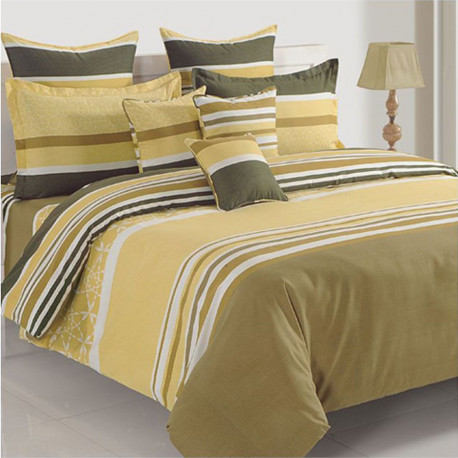 Sparkle Fitted Bed Sheet- 11016