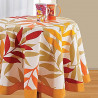 Printed Round Table Linen-5904