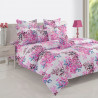 Veda Fitted Bed Sheet- 12034