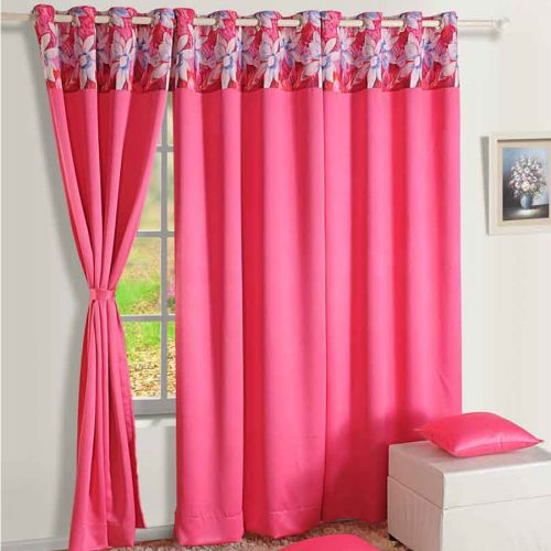 Hot Pink Blackout Curtains - 2010