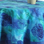 Printed Round Table Linen- 6715