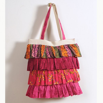 ea025acdadc28 Buy Frilly Bags & Designer Women Handbags Online in Multi layers ...