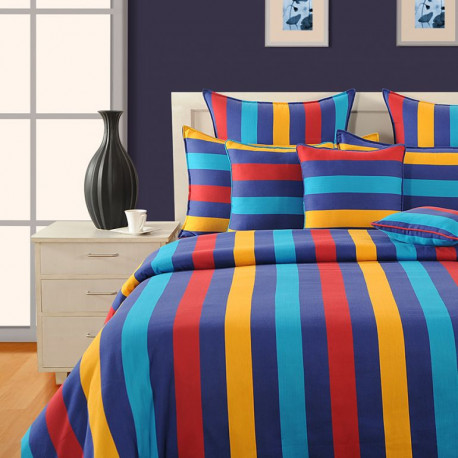 Magical Linea Fitted Bed Sheet - 1621
