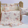 Ferry House Baby Cot Set - 2003