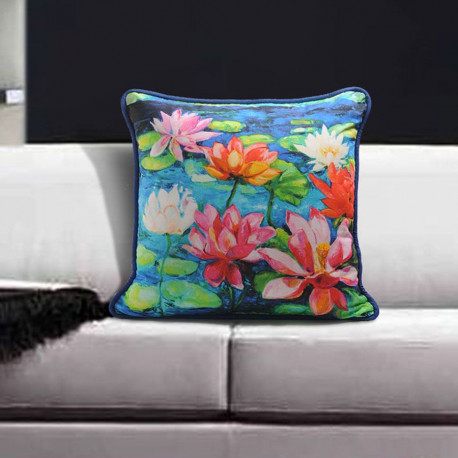 Digitally Printed Cushion Covers - DCC-1051